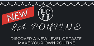 New La Poutine by Louies Pizza